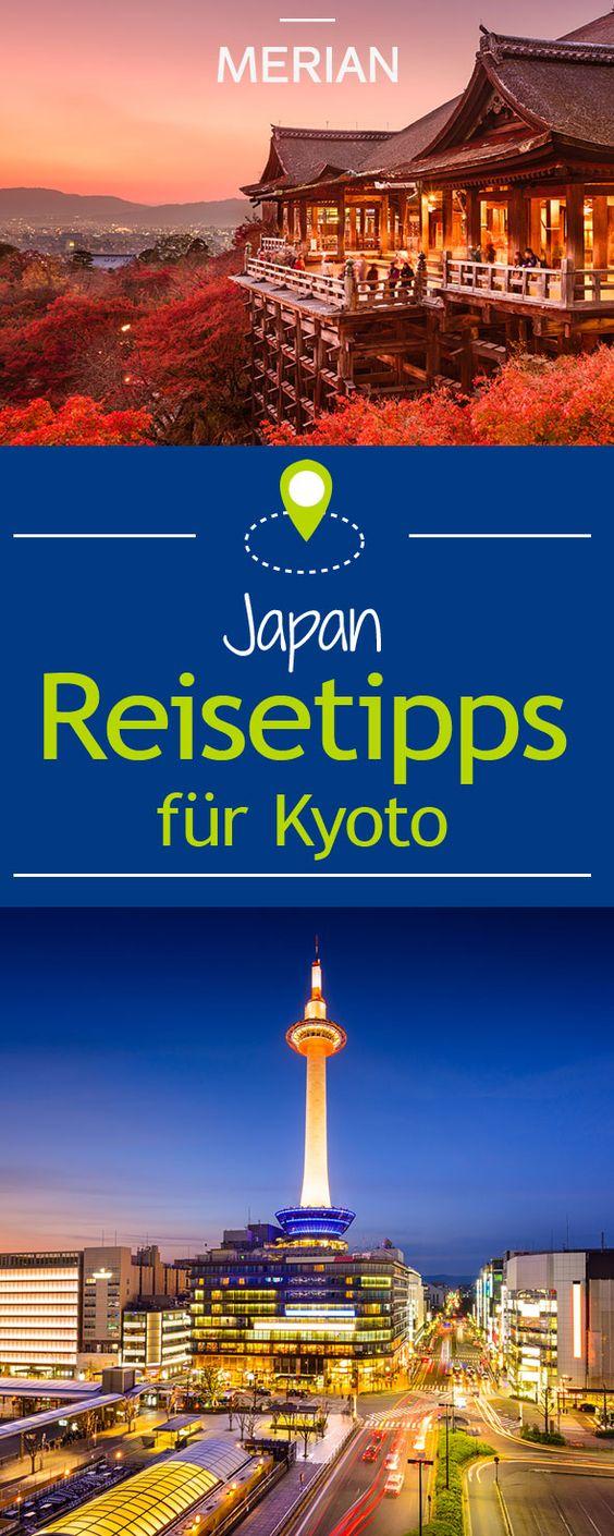 Hier geben wir Ihnen die besten Reisetipps für einen Urlaub in der Kaiserstadt Kyoto. Ein träumerischer Ort voller alter Tempel und wunderschöner Natur.