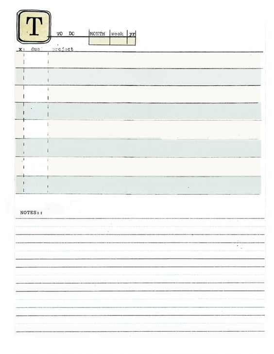iPad Notes - Amanda Hawkins Planner template, Planners and Tutorials - index card template