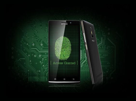 Xolo Q2100 With Fingerprint Sensor Launched