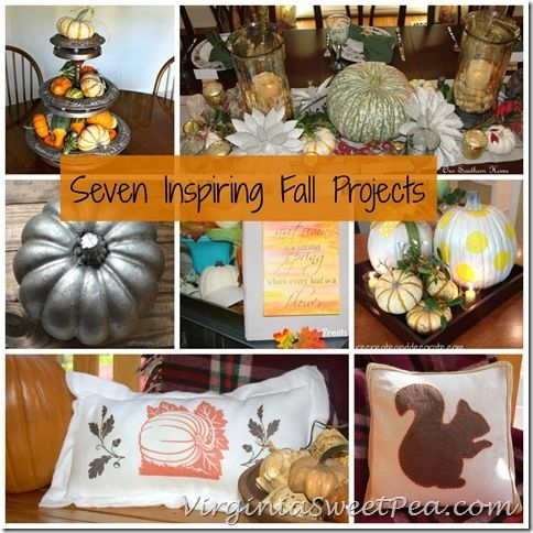 Seven Inspiring Fall Projects