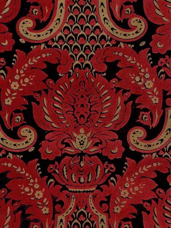 Pinterest the world s catalog of ideas for Flock wallpaper