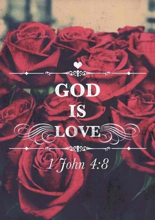 1 Juan 4:7-10 7 Amados, amémonos unos a otros; porque el amor es de Dios. Todo aquel que ama, es nacido de Dios, y conoce a Dios. El que no ama, no ha conocido a Dios; porque Dios es amor. En esto se mostró el amor de Dios para con nosotros, en que Dios envió a su Hijo unigénito al mundo, para que vivamos por él. En esto consiste el amor: no en que nosotros hayamos amado a Dios, sino en que él nos amó a nosotros, y envió a su Hijo en propiciación por nuestros pecados.♔