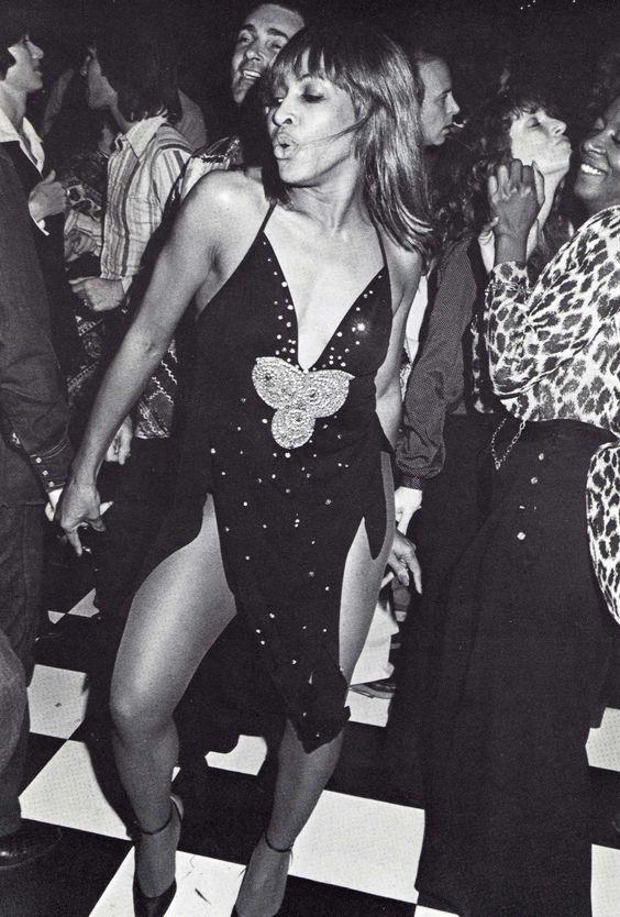 Tina Turner-Studio 54