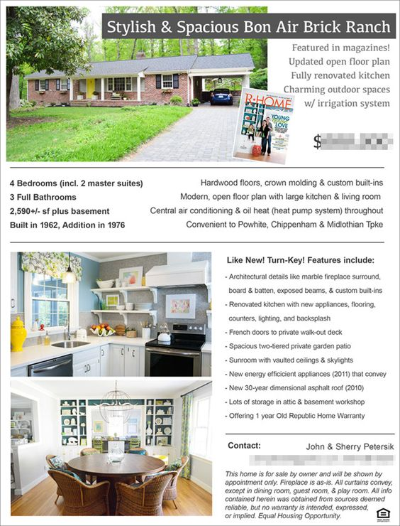 how to sell home by owner