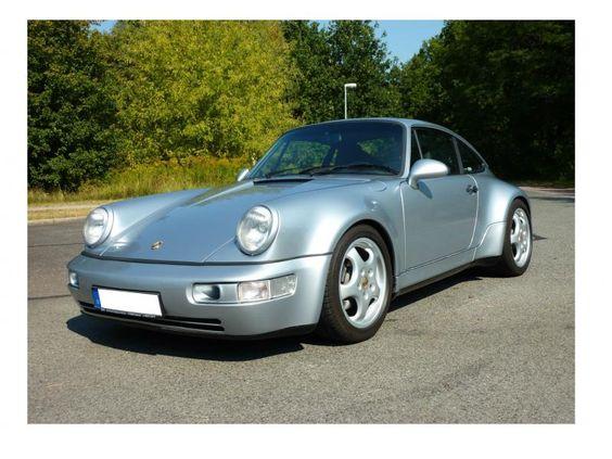 Porsche 964 Carrera 4 WTL