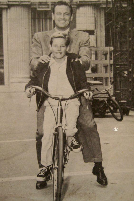 William Holden.