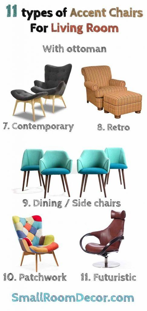 11 Types Of Accents Chairs For Living Room 107 Photo Accent Chairs For Living Room Living Room Chairs Side Chairs Living Room