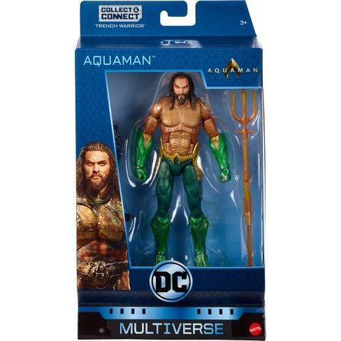 Aquaman DC Coleccionables Figura De Acción
