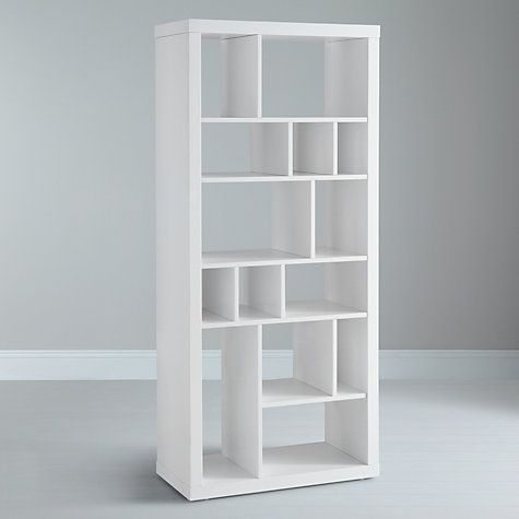 House By John Lewis Stan Tall Bookcase Online At Johnlewis