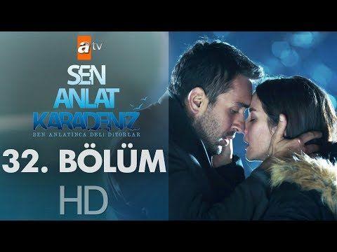 Sen Anlat Karadeniz 32 Bolum Youtube Youtube Telenovelas Movie Posters