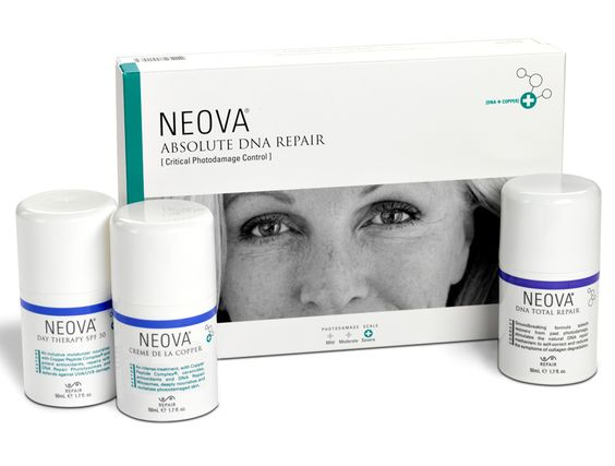 Neova - Absolute DNA Repair System.......best stuff for getting rid of sun damage