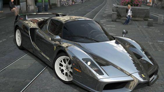 Ferrari Enzo GT5