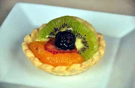 Fruit Tart- Zackary's dream
