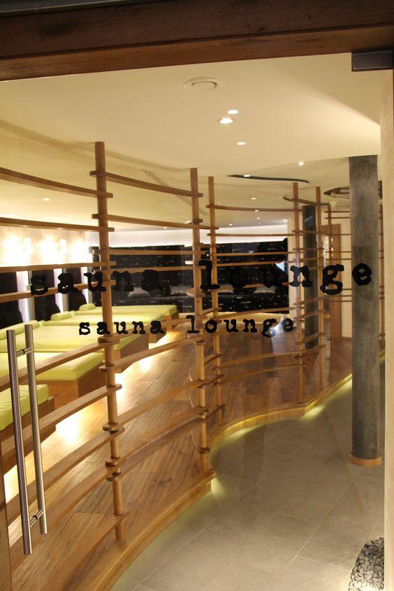 Sauna Lounge Hotel Erika