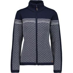 Reduced transition jackets for women Cmp W Knitted Jacket