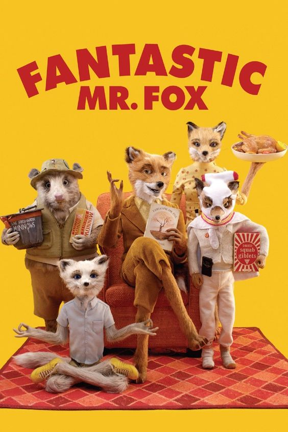 Fantastic Mr. Fox (2009) (20th Century Fox animation co-production with Indian Paintbrush, Regency Enterprises, and American Empirical Pictures)