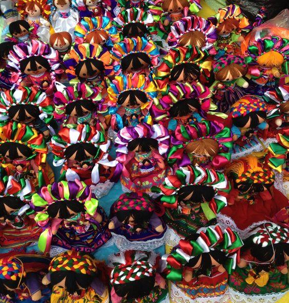 Muñequitas mexicanas