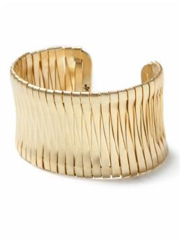 Kenneth Cole New York Gold Cuff Bracelet