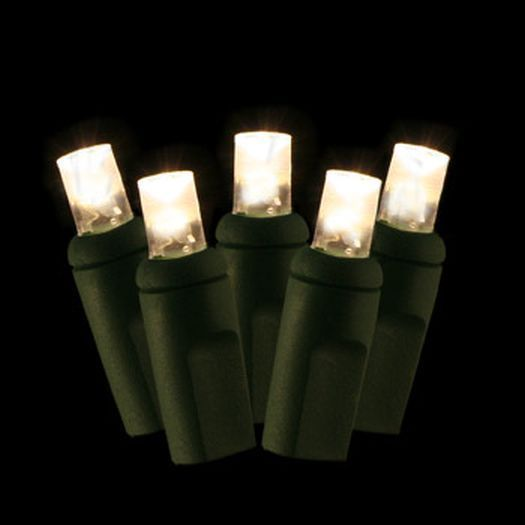of picture green lights mini sets feet light clear long christmas spacing wire