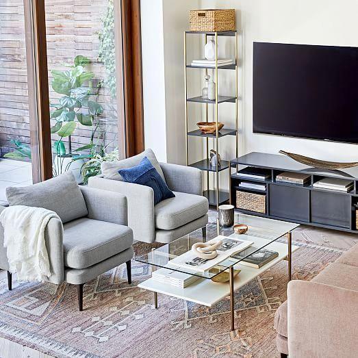 Auburn Chair West Elm Livingroomaccentchairs Living Room Chairs Modern Living Room Chairs Stylish Living Room