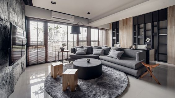Modern Japanese Style - Ar Her & Aisling's Home - DECOmyplace - Home decorating ideas, Interior styling