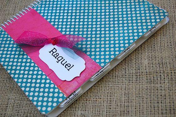 Cute address book