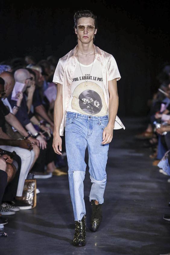 ラギッドスタイル オープンシャツ