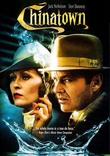 "Chinatown (1974) Movie Poster 24""x36""  http://www.amazon.com/gp/product/B00L9IZN40/ref=as_li_tl?ie=UTF8&camp=1789&creative=390957&creativeASIN=B00L9IZN40&linkCode=as2&tag=httpbengarmon-20&linkId=T5XVORTY6TVUXHHE"