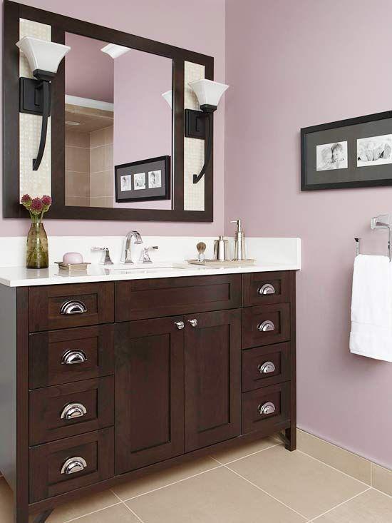 Lavender Purple And Bathroom On Pinterest