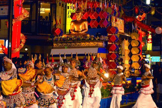 Các hoạt động diễn ra trong lễ hội