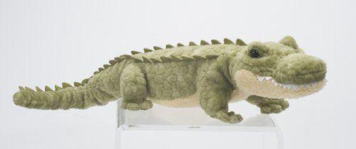 """Stream Line Alligator Plush Toy 15"""" L Douglas Cuddle Toys http://www.amazon.com/dp/B00CJF3WMM/ref=cm_sw_r_pi_dp_7ZWvwb0G5VPV0"""