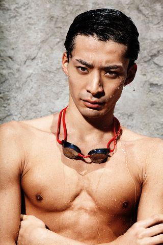 競泳日本代表!入江陵介のかっこいい高画質な画像