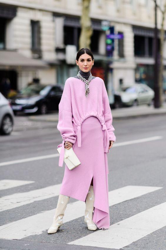 The Best Street Style From Paris Fashion Week Fall 2018 #ParisFashionWeeks