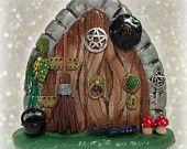 Charmed Fairy Doors by CharmedFairyDoors on Etsy