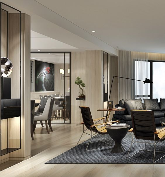Inspiring Examples Of Minimal Interior Design 3 Modern Home