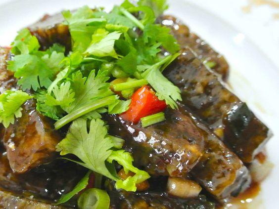 香辣米血糕食譜、作法 | Lei Ju Kitchen的多多開伙食譜分享