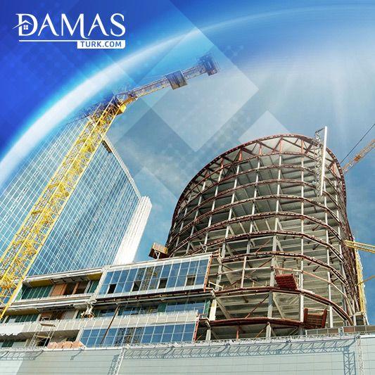 عام 2019 من منظور عمالقة الإنشاءات 2 شركة داماس تورك العقارية Construction Fair Grounds Grounds