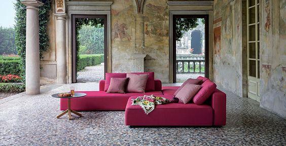 Dandy Outdoor Sofa by Roda