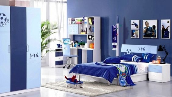 Chelsea Bedroom Designs