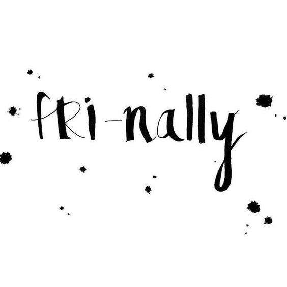Frinally Friday ❥