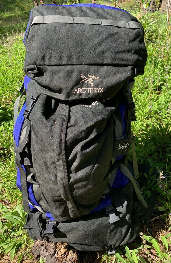 Bora 95 Backpack by ARCTERYX