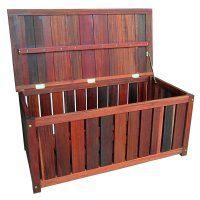Deck Boxes, Deck Storage Benches