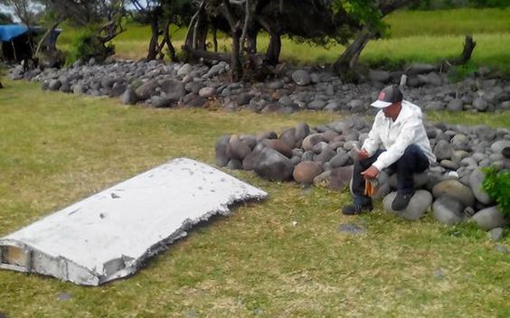 Fragments of a wing washed up in the French island of Reunion could be   wreckage from Malaysia Airlines flight MH370, says aviation expert
