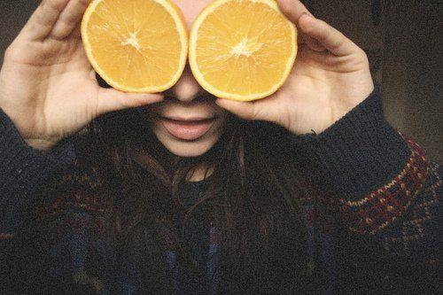photography + oranges :)