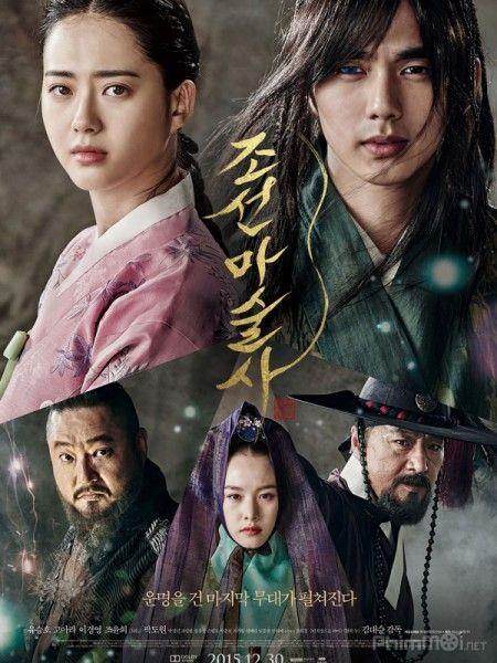 Nhà ảo thuật thời Joseon - HD