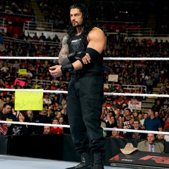 One night after surviving a grueling Triple Threat Match, Roman Reigns must overcome Sheamus on Raw.