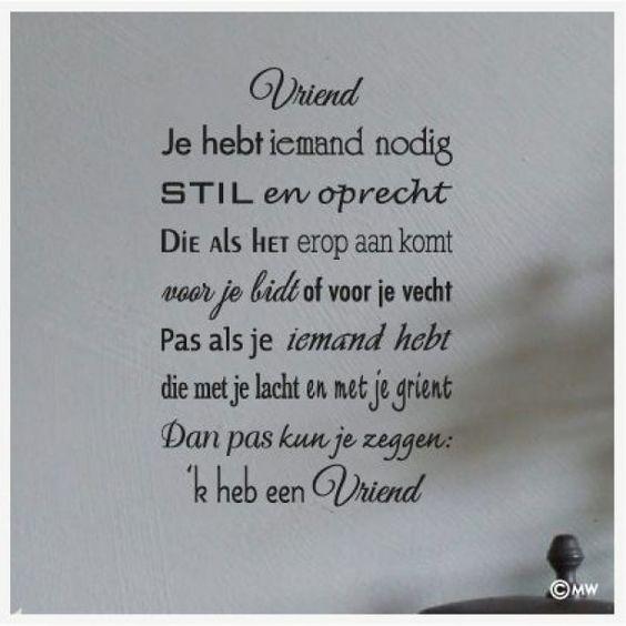Citaten Vriendschap Toon Hermans : Mooi gedicht van toon hermans pinterest photos