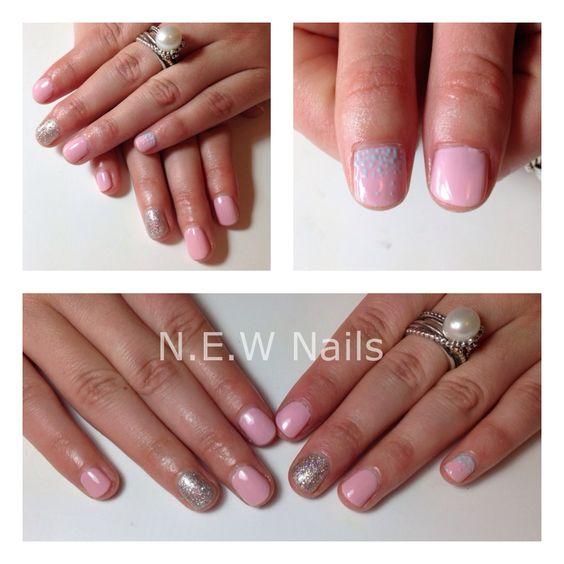 Nail art, nail designs, pink nails, nail love
