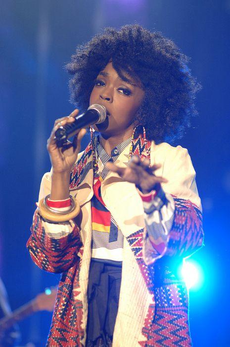 <3 her music & hair