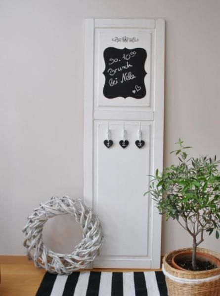 Memo Board im Used Look *** Interior by cottage no8